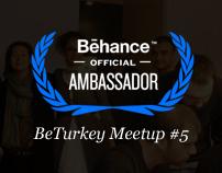 BeTurkey Meetup #5