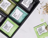 Avantcha Tea - Packaging
