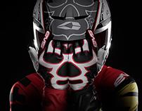 Luchador Series Graphics
