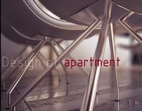 Design of apartment