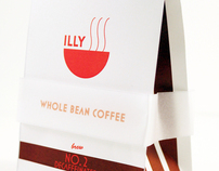 ILLY COFFEE REBRANDING