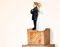 HOME DEPOT WEDDING REGISTRY