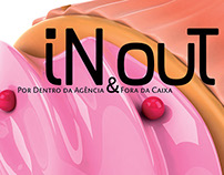 In&Out Magazine Editorial Project and Infographics