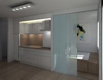 SMALL STUDIO in Moscow | RECONSTRUCTION