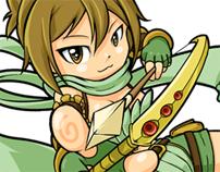 Ragnarok Online Characters