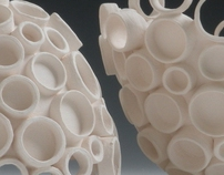 RINGS, porcelain cups