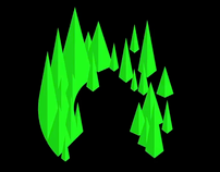 Sila Sveta Green Hills Logo Animation