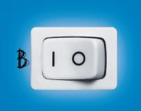 BIO 20  - poster for Biennial of Industrial Design 2006