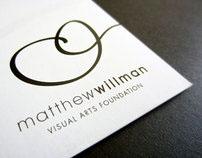 Matthew Willman - Visual Arts Foundation