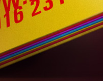 Multi layers business cards
