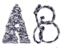 Life in the Alphabet.