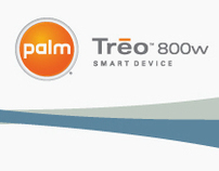 Palm sales collateral