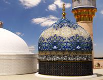 Shrine Al Sheikh Abdul Qadir Gilani