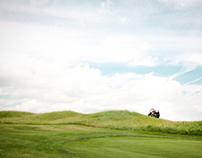 Man Versus Golf