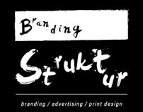 Branding - Struktur