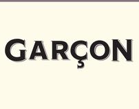 Garçon Grotesque