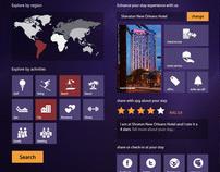 Hotel Program (Window Phone App)