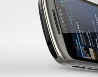 Chivas- Android slide phone