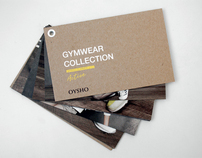 OYSHO GYMWEAR COLLECTION / 2012
