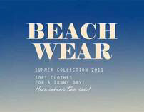Beach wear 2011, OYSHO