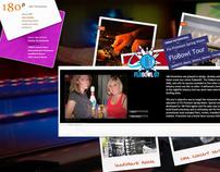 180 Promotions website