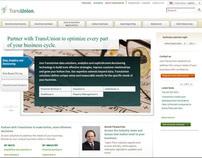 TransUnion website