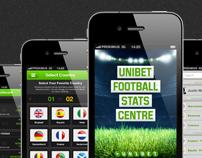 Unibet Football Stats Centre
