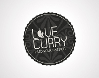 Love Curry Branding