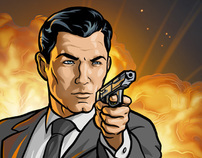 Archer, FX Networks