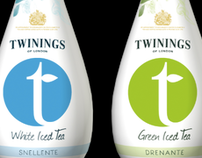 Twinings Iced T - Degree Project