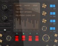 PADMUSICUIX  KG - Vol 1 - User Interface