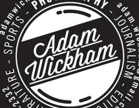 Adam Wickham Photography - Business Cards