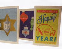 Holiday Greeting Card Set