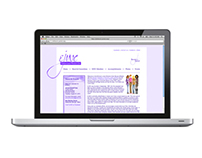 Elmhurst Junior Women's Club Website Re-Design