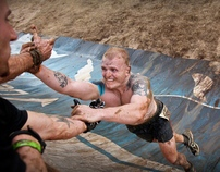 Homepage Sizzle // Tough Mudder
