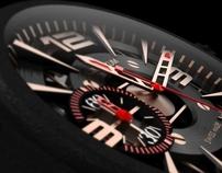 CINETIKUM  Automatic Watch Concept