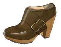 Adolfo Dominguez Footwear F/W 2012