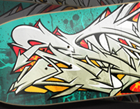 Rapsick | Graffreaks.Sk8deck