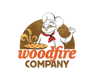 WOODFIRE CO – Branding a pizza delivery place.