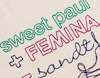 SWEET PAUL + FEMINA = sandt!