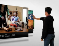 Xbox 360. Kinect Banner