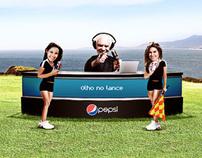 Pepsi . Olho no Lance com Silvio Luiz . 2012