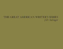 The Great American Writer's Series