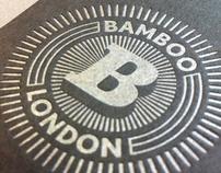 BAMBOO LONDON | Logo