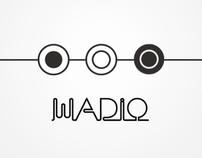 """""""Wadio""""-Logo Animation"""