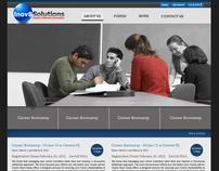 Innov8 Website Layout