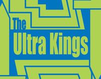 Ultra Kings' European Tour Poster
