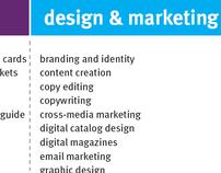 Sign Design for Commercial Printer