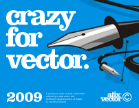 Crazy for Vector