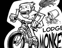 Lodge Monkey- Andy's Fat Tyre Bike Lodge- Mt Buller